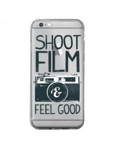 Coque Shoot Film and Feel Good Transparente pour iPhone 6 Plus et 6S Plus - Victor Vercesi