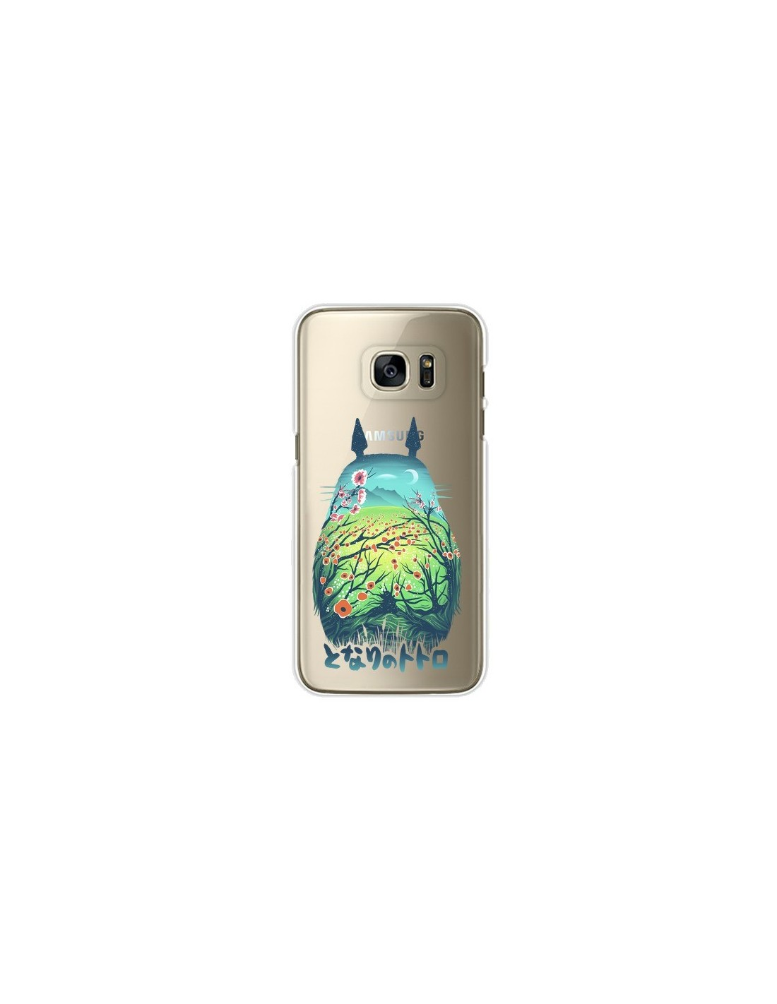 coque galaxy s6 edge manga