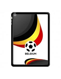 Coque Equipe Belgique Football pour iPad Air - Madotta