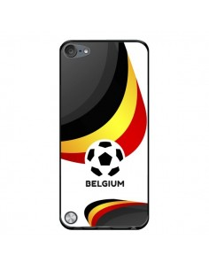 Coque Equipe Belgique Football pour iPod Touch 5 - Madotta