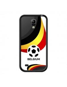 Coque Equipe Belgique Football pour Samsung Galaxy S4 Mini - Madotta