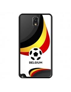 Coque Equipe Belgique Football pour Samsung Galaxy Note III - Madotta