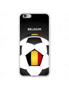 Coque Belgique Ballon Football pour iPhone 6 Plus et 6S Plus - Madotta