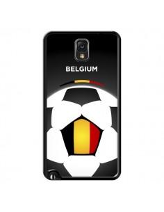 Coque Belgique Ballon Football pour Samsung Galaxy Note III - Madotta