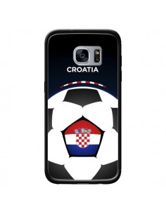 Coque Croatie Ballon Football pour Samsung Galaxy S7 - Madotta