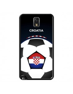 Coque Croatie Ballon Football pour Samsung Galaxy Note III - Madotta