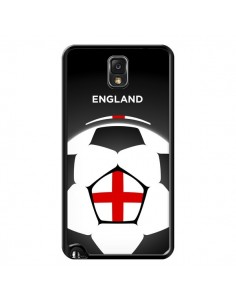Coque Angleterre Ballon Football pour Samsung Galaxy Note III - Madotta