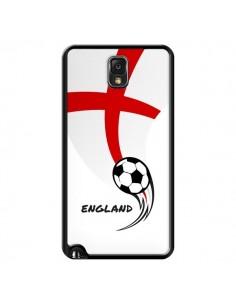 Coque Equipe Angleterre England Football pour Samsung Galaxy Note III - Madotta