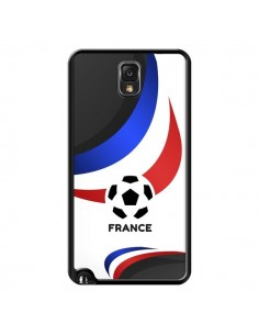 Coque Equipe France Football pour Samsung Galaxy Note III - Madotta