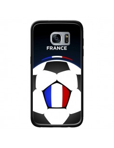 Coque France Ballon Football pour Samsung Galaxy S7 - Madotta