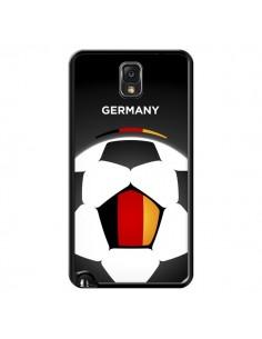 Coque Allemagne Ballon Football pour Samsung Galaxy Note III - Madotta
