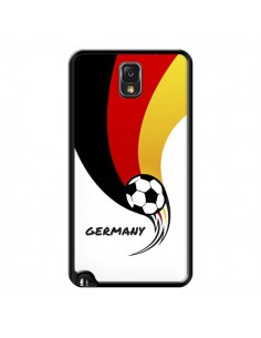 Coque Equipe Allemagne Germany Football pour Samsung Galaxy Note III - Madotta