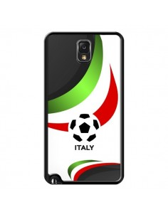 Coque Equipe Italie Football pour Samsung Galaxy Note III - Madotta