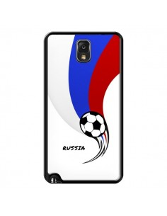 Coque Equipe Russie Russia Football pour Samsung Galaxy Note III - Madotta