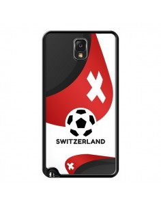 Coque Equipe Suisse Football pour Samsung Galaxy Note III - Madotta