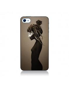 Coque Fille Pensive pour iPhone 4 et 4S - Ruben Ireland