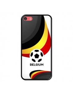 Coque Equipe Belgique Football pour iPhone 5C - Madotta