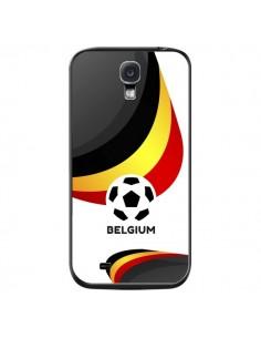 Coque Equipe Belgique Football pour Samsung Galaxy S4 - Madotta