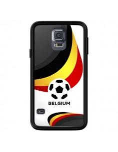 Coque Equipe Belgique Football pour Samsung Galaxy S5 - Madotta