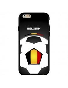 Coque Belgique Ballon Football pour iPhone 6 et 6S - Madotta