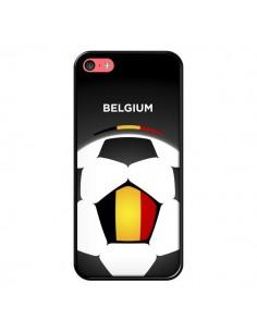 Coque Belgique Ballon Football pour iPhone 5C - Madotta