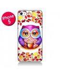 Coque Chouette Automne pour iPhone 5 - Annya Kai