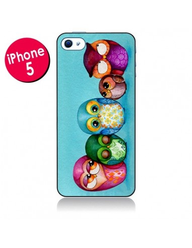 coque iphone 5 chouette