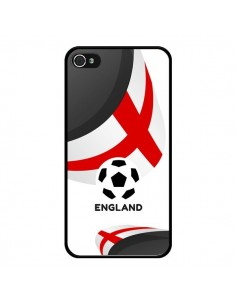 Coque Equipe Angleterre Football pour iPhone 4 et 4S - Madotta