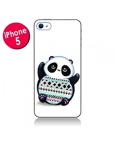 Coque Panda Azteque pour iPhone 5 - Annya Kai