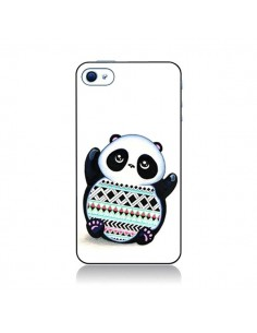 Coque Panda Azteque pour iPhone 4 et 4S - Annya Kai