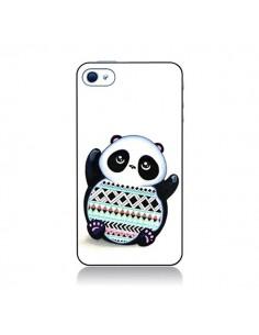Coque Panda Azteque pour iPhone 4 et 4S - Annya Kai