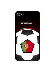 Coque Portugal Ballon Football pour iPhone 4 et 4S - Madotta