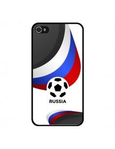 Coque Equipe Russie Football pour iPhone 4 et 4S - Madotta
