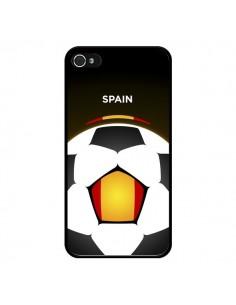 Coque Espagne Ballon Football pour iPhone 4 et 4S - Madotta