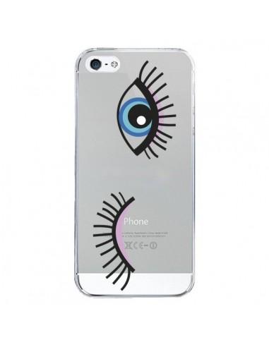 coque iphone 5 avec un oeil