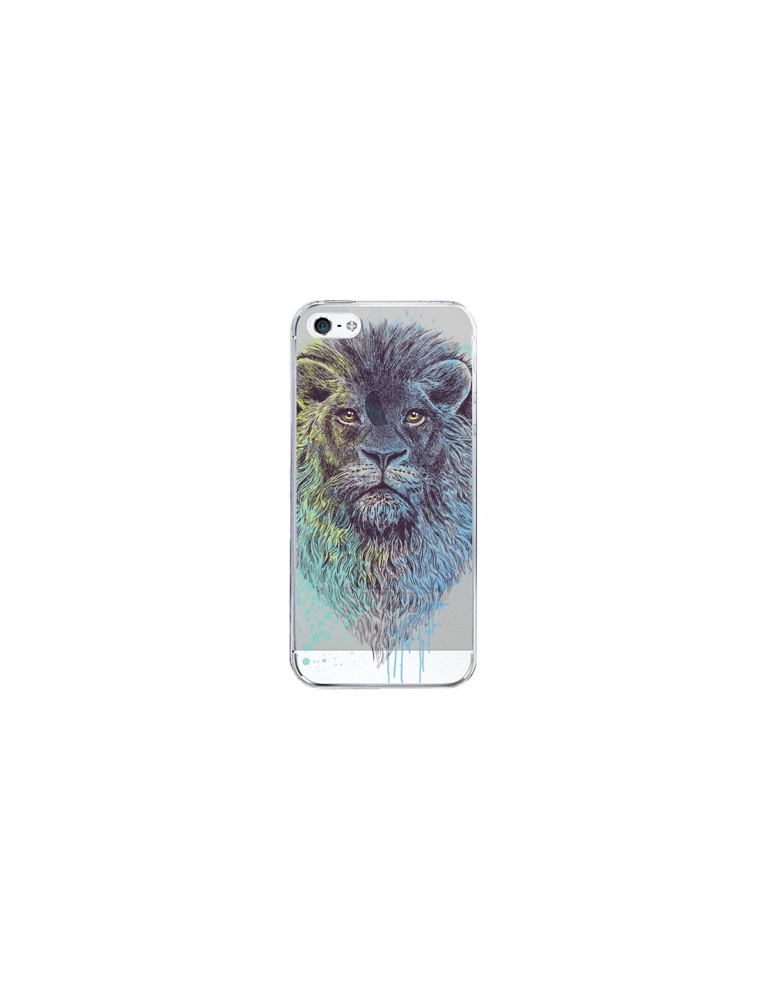 coque iphone 5 se lion