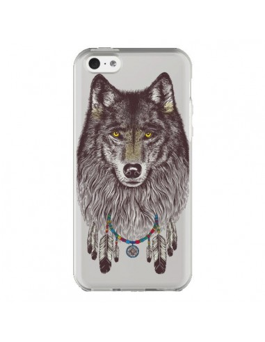 coque iphone 5 loup