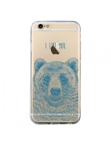 coque iphone 6 bear
