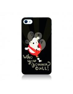Coque SOS Fantomes pour iPhone 4 et 4S - Maria Jose Da Luz