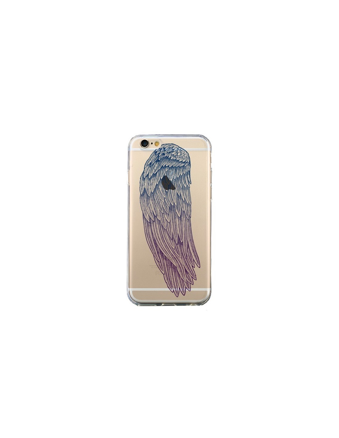 coque iphone 6 ange