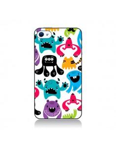 Coque Monstres pour iPhone 4 et 4S - Maria Jose Da Luz