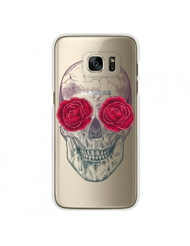 galaxy s7 edge coque rose