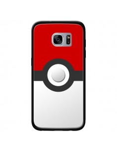 Coque Pokemon Pokeball pour Samsung Galaxy S7 - Nico