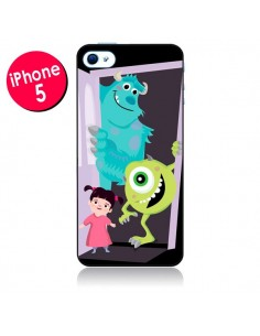 Coque Monstres et Compagnie pour iPhone 5/5S et SE - Maria Jose Da Luz