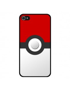 Coque iPhone 4 et 4S Pokemon Pokeball - Nico