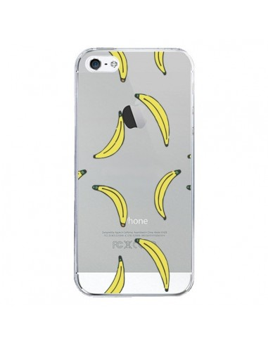 coque iphone 5 5s se bananes bananas fruit transparente 5s et se dricia do