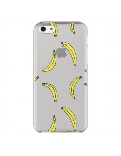 Coque Bananes Bananas Fruit Transparente pour iPhone 5C - Dricia Do
