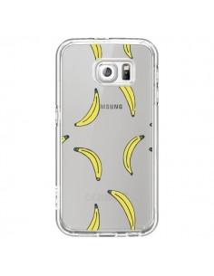 Coque Bananes Bananas Fruit Transparente pour Samsung Galaxy S6 - Dricia Do