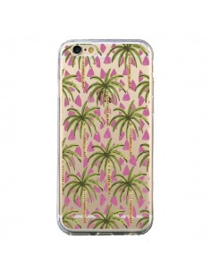 Coque iPhone 6 et 6S Palmier Palmtree Transparente - Dricia Do