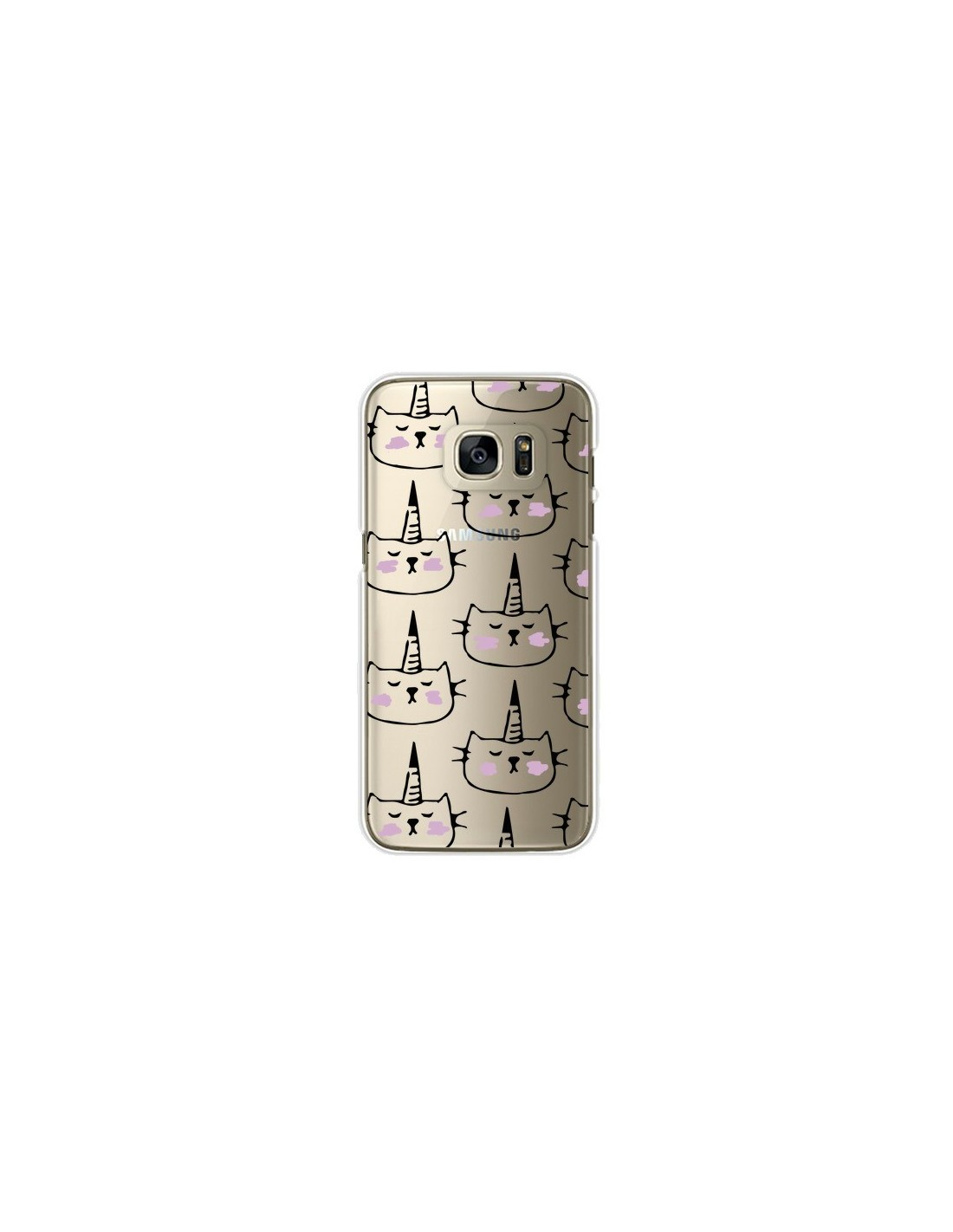 samsung galaxy s7 coque unicorn